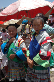 Duan Wu Po Festival of the Miao in Guizhou
